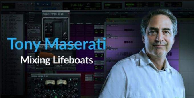 PUREMIX Tony Maserati Mixing Lifeboats Episode