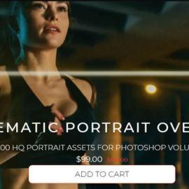 ProEDU Master Collection 200 Cinematic Portrait Overlays HD Volume 2 Free Download