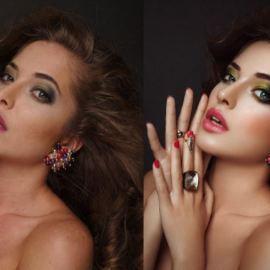 Rebeca Saray – Easy Retouching for Make-Up Workers Free Download