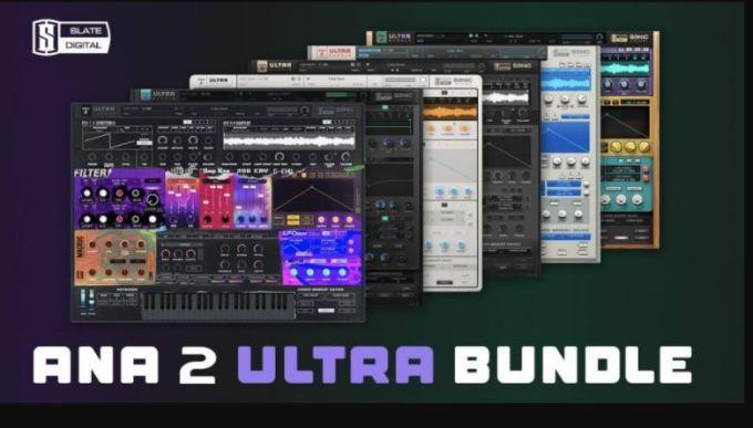 Slate Digital ANA2 Ultra Bundle