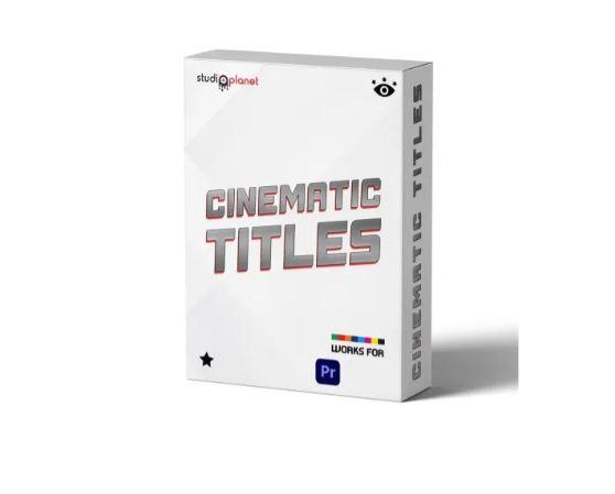 Studios Planet – Cinematic Titles Bundle