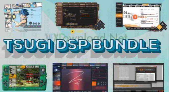 Tsugi-studio – Tsugi DSP Bundle