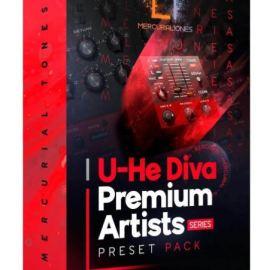 Mercurial Tones Diva Preset Pack Premium Artist Series (Premium)