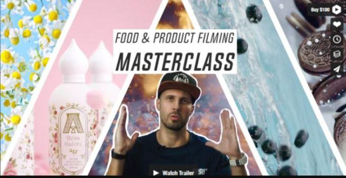 Online masterclasses by independent cinematographer & filmmaker Gena Razbegaev