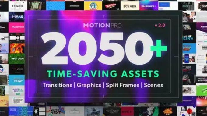 Videohive Motion Pro