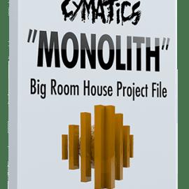 Cymatics Monolith Big Room House [DAW Templates] (Premium)