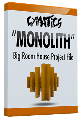 Cymatics Monolith Big Room House