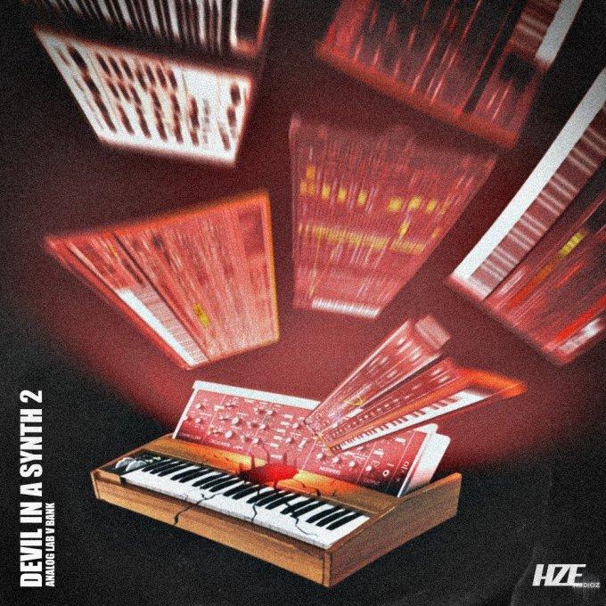 HZE Devil In A Synth 2 (Analog Lab V Bank)