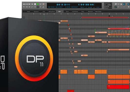 MOTU Digital Performer 11 v11.0 [WiN]