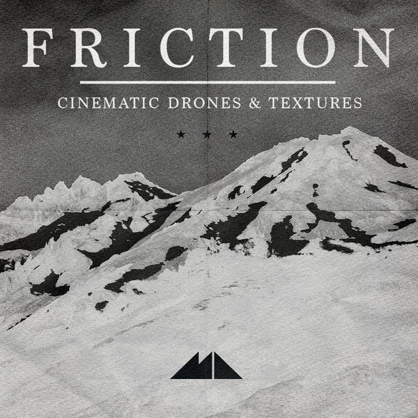 ModeAudio Friction Cinematic Drones and Textures