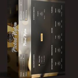 Native Instruments Session Guitarist PICKED NYLON KONTAKT [FIXED] (premium)