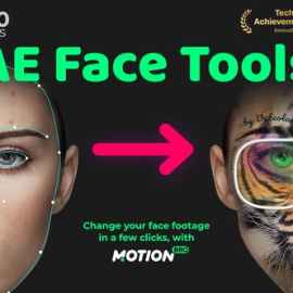 Videohive AE Face Tools V2 Free Download