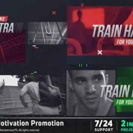 Videohive Sport Motivaton intro Free Download