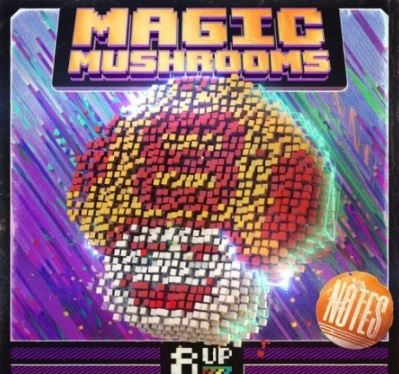 8UP Magic Mushrooms Notes [WAV]