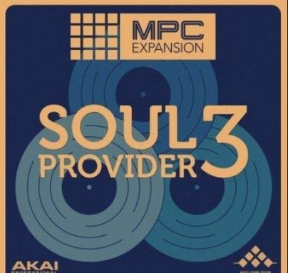 AKAI MPC Software Expansion Soul Provider 3 v1.0.3 [MPC] [WiN]