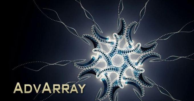 AdvArray - 3ds Max Advanced Parametric Array Modifier