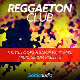 Baltic Audio Reggaeton Club [WAV, MiDi, Synth Presets] (Premium)
