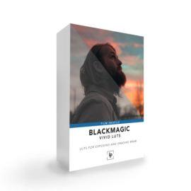 Blackmagic Braw Vivid LUTs (Premium)