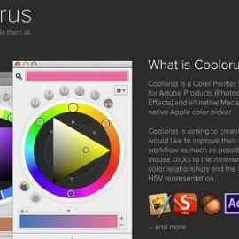 Coolorus v2.5.14 for Adobe Photoshop CC 2014 – 2020