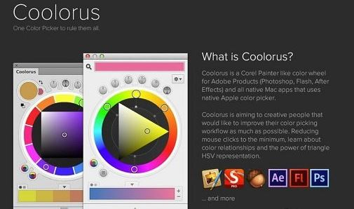 Coolorus v2.5.14 for Adobe Photoshop CC 2014 - 2020