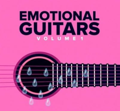 DiyMusicBiz Emotions Guitar SoundPack Vol.1 [WAV]
