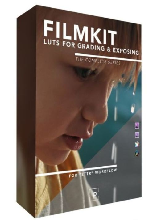 FILMKIT - The Complete LUT Bundle