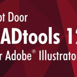 Hot Door CADtools 12.1.7 for Adobe Illustrator