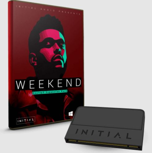 Initial Audio Weekend HEATUP3 EXPANSION
