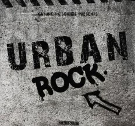Katunchik Sounds Urban Rock [WAV]