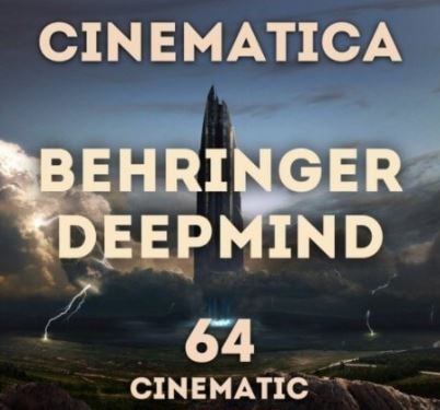 LFO Store Behringer DeepMind Cinematica [Synth Presets]