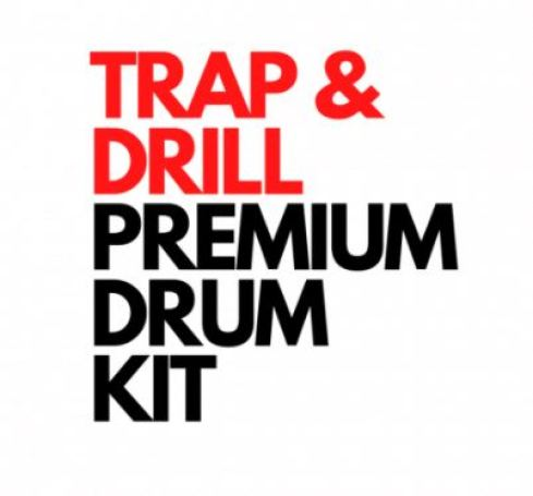 Monosounds Ultimate Drill and Trap Drum kit [WAV]