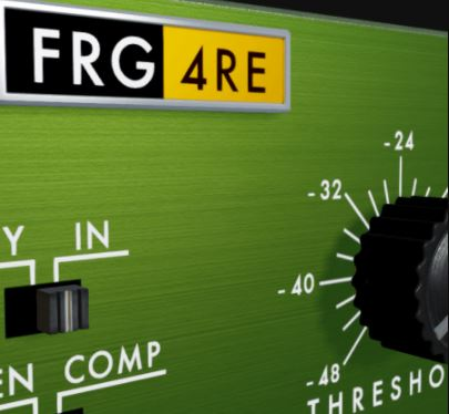 Reason RE McDSP FRG-4RE Compressor v1.0.4 [WiN]