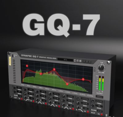 Reason RE Synapse Audio GQ-7 Graphic Equalizer v1.6.0 [WiN]