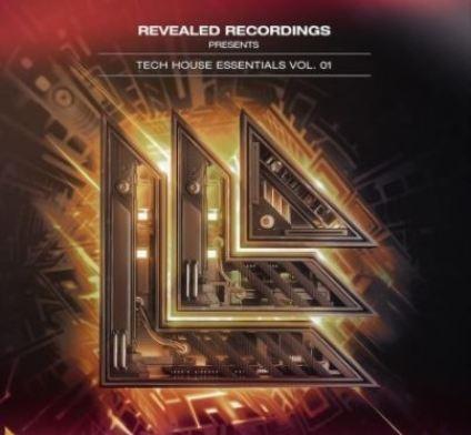 Revealed Recordings Revealed Tech House Essentials Vol.1 [WAV, MiDi]