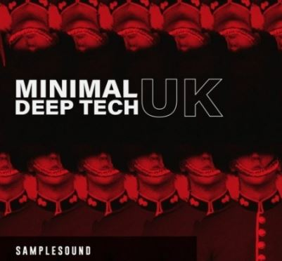 Samplesound Minimal Deep Tech UK [WAV]