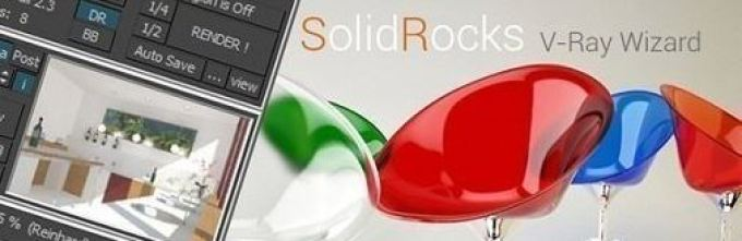 SolidRocks 2.3.3 for 3ds Max 2013 - 2021