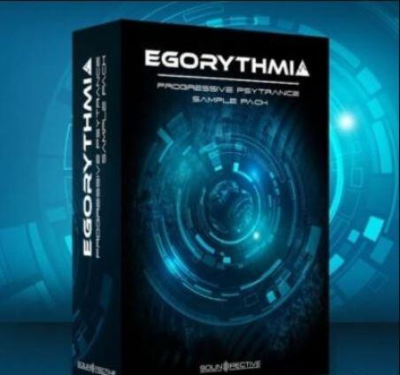SounDirective Egorythmia Progressive Psytrance Sample Pack [WAV]