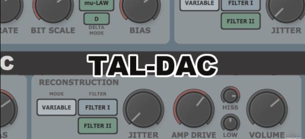 Togu Audio Line TAL-Dac v1.6.2