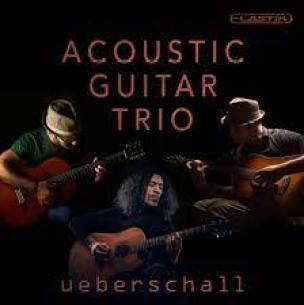 Ueberschall Acoustic Guitar Trio [Elastik]