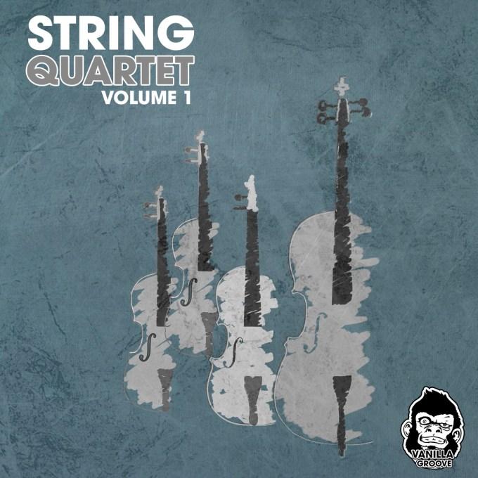 Vanilla Groove Studios String Quartet Vol.1