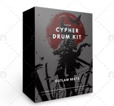 0utlaw Beats CYPHER Drum Kit [WAV]