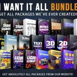 AEJuice I Want To Learn It All Bundle (premium)
