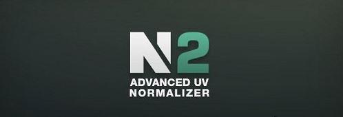Advanced UV Normalizer v2.4.7 for 3ds Max 2010 - 2022