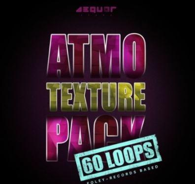 Aequor Sound Atmo Texture [WAV]
