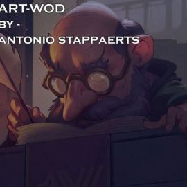 Art-Wod Drawing courses + Classroom Sessions by Antonio Stappaerts (premium)