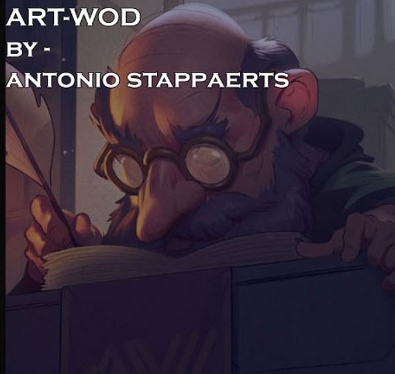 Art-Wod Drawing courses + Classroom Sessions by Antonio Stappaerts