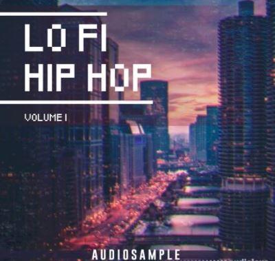 Audiosample Lo Fi Hip Hop Vol.1 [WAV]