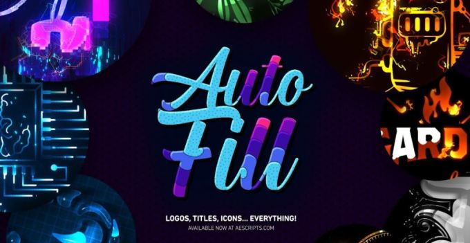 AutoFill 1.1.1 for After Effects