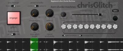 Bom Shanka Machines chrisGlitch v1.0.18 [WiN, MacOSX]
