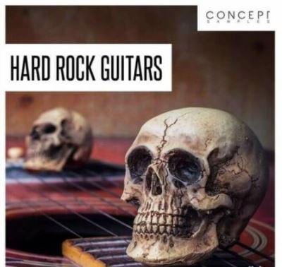 Concept Samples Hard Rock Guitars [WAV]